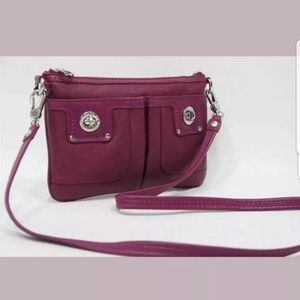 Marc Jacobs Totally Turnlock Percy Crossbody Bag